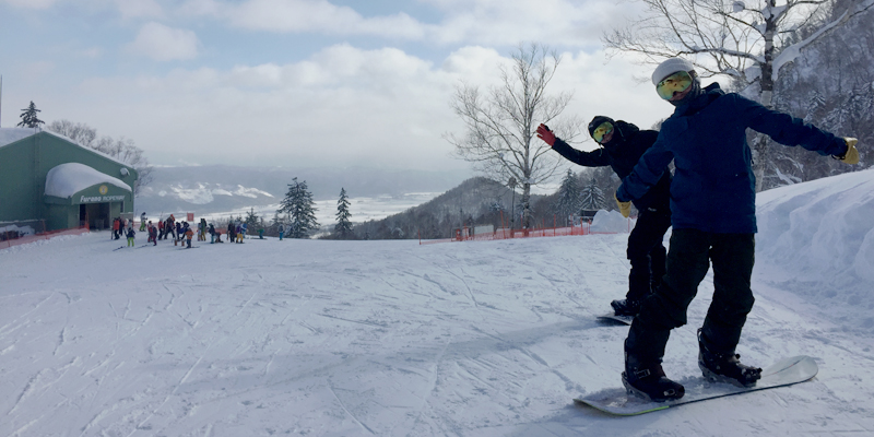 ふらのスキー場