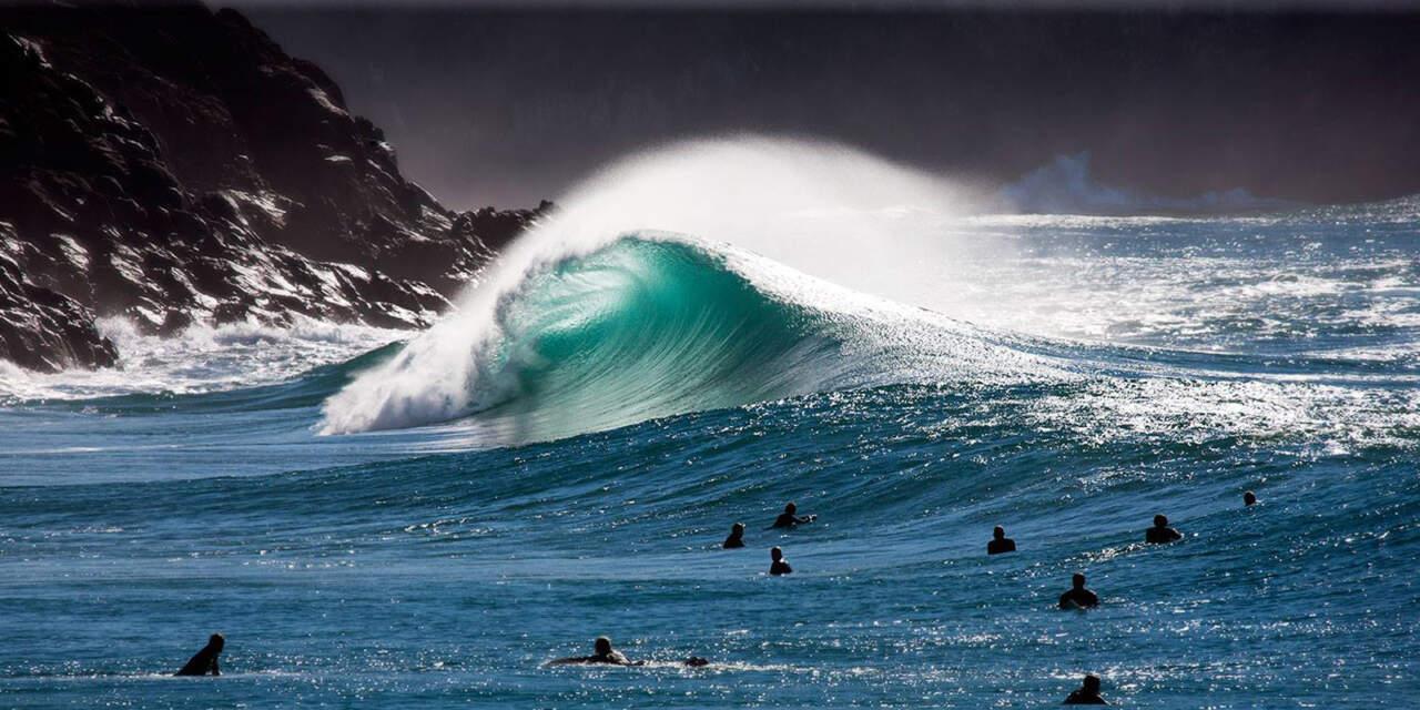 オーストラリアの波