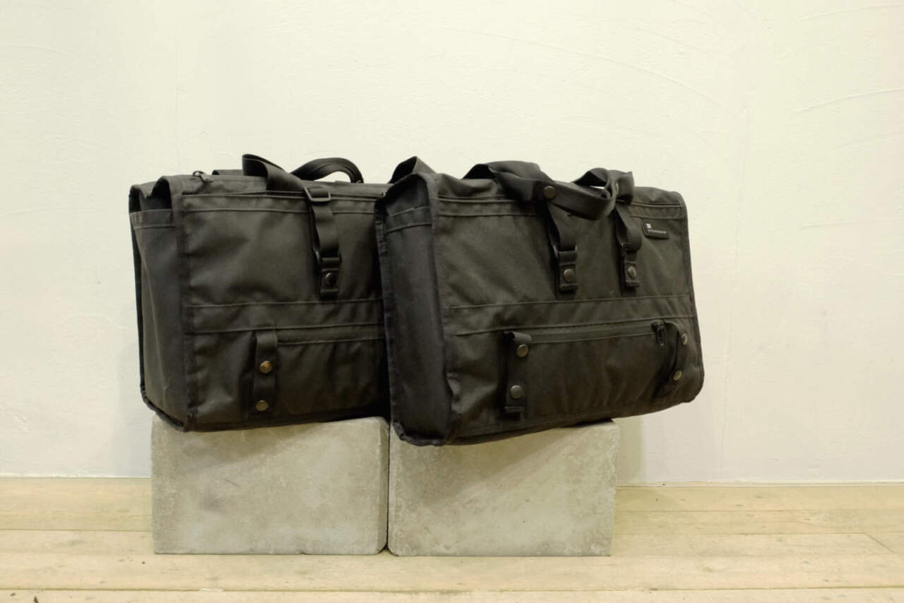 MISSION WORKSHOP DUFFLE BAG