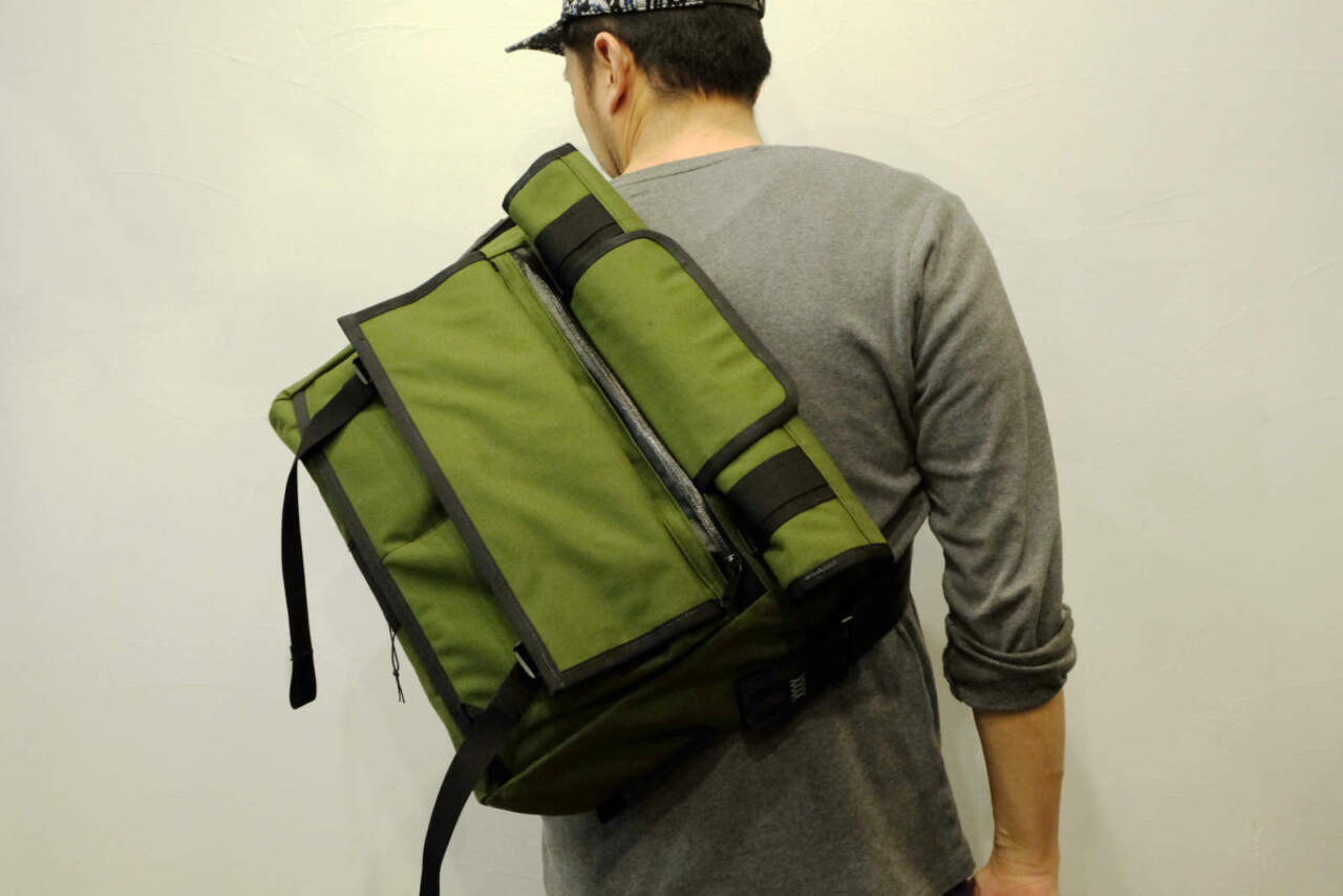 MISSION WORKSHOP The Monty 21L