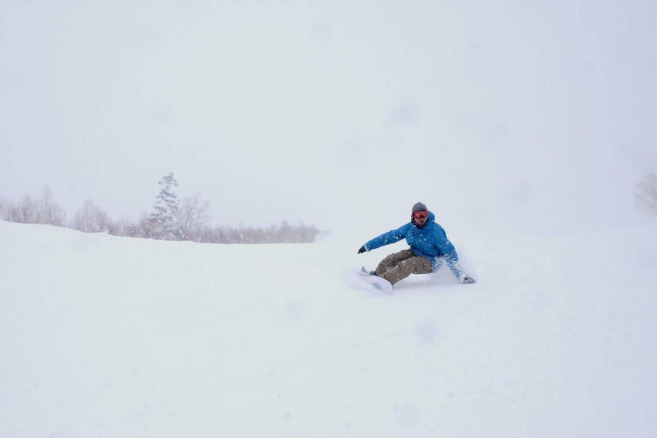 札幌国際スキー場 ファミリーコース