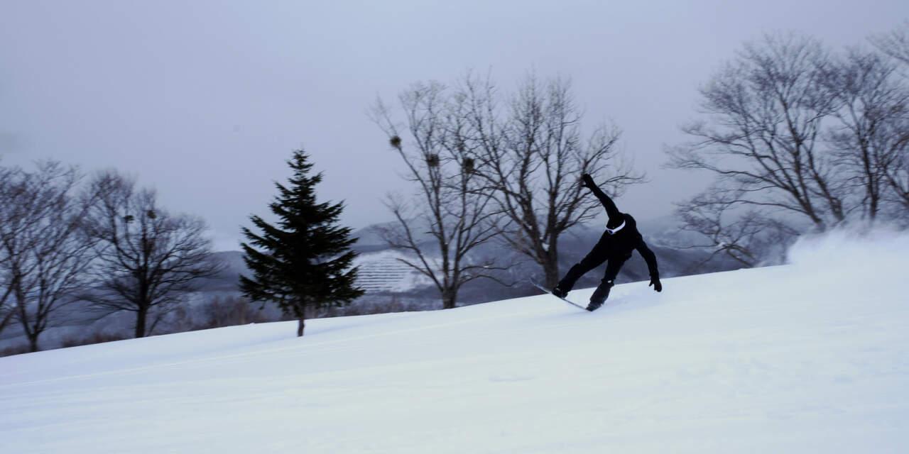 朝里川温泉スキー場|諸橋正太
