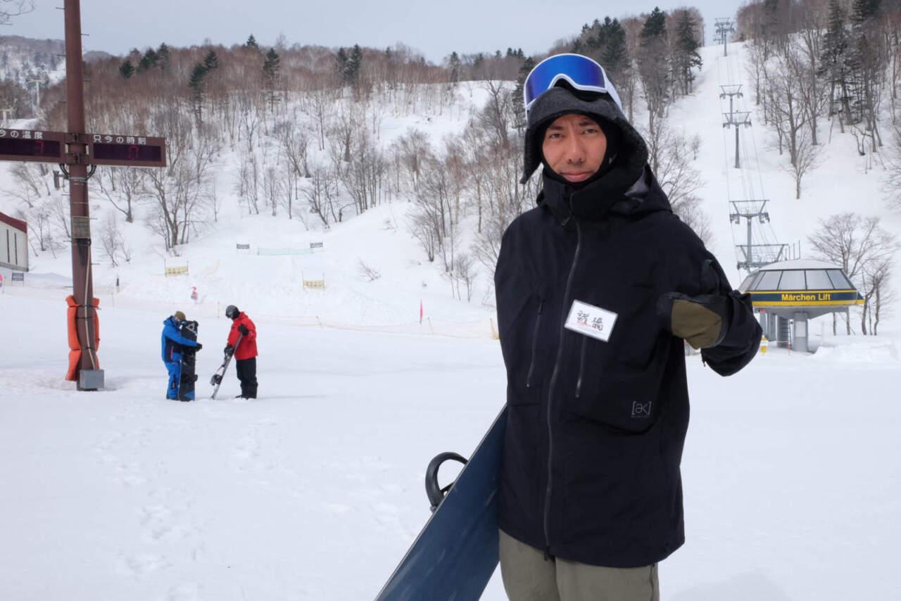 札幌国際スキー場|スクール集合