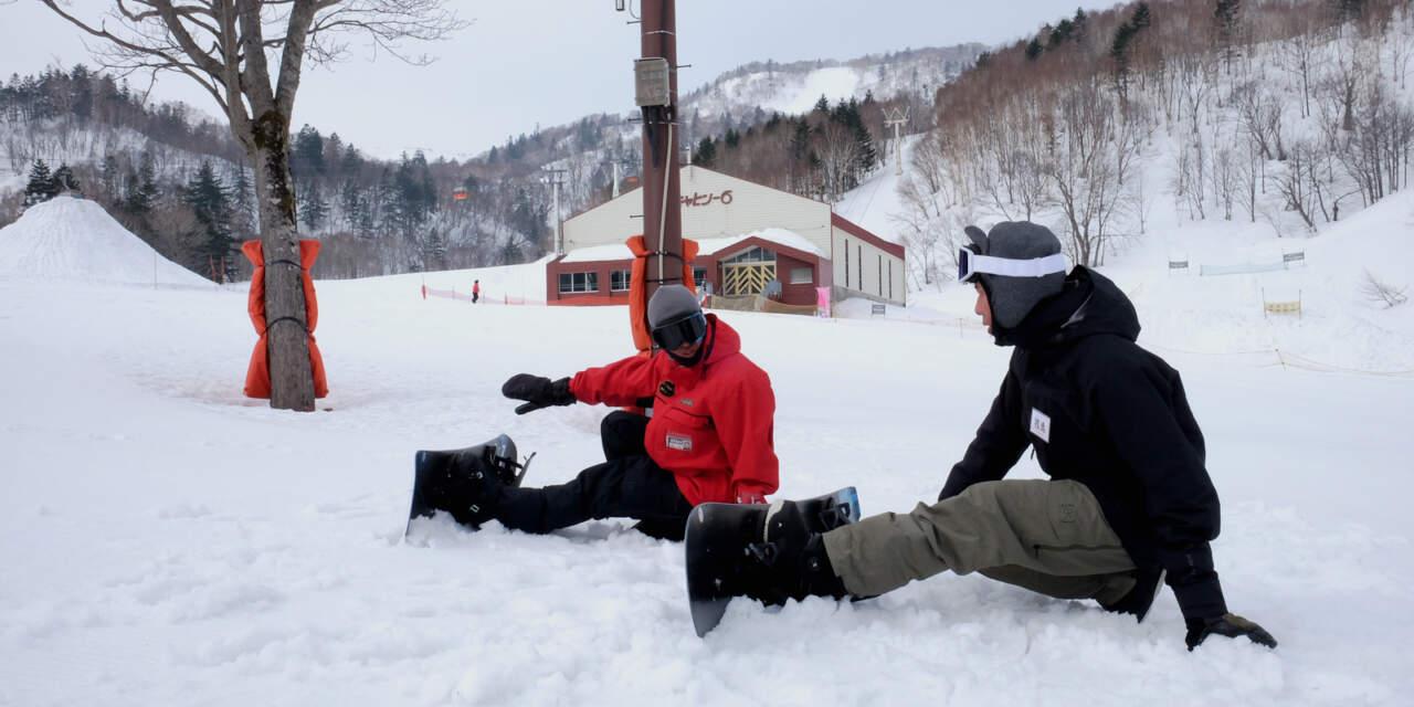 札幌国際スキー場|レッスンの様子