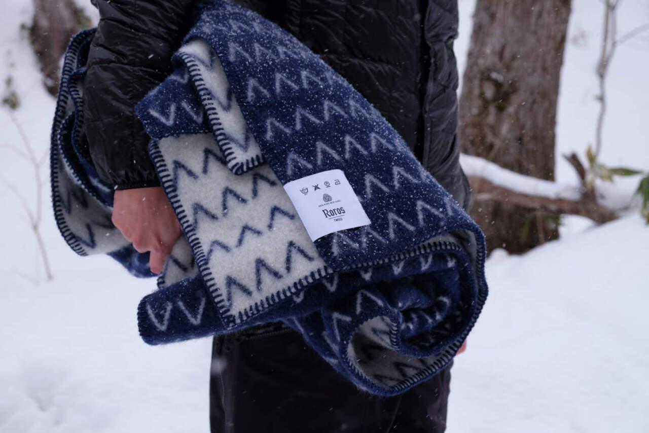 fjell × roros tweed
