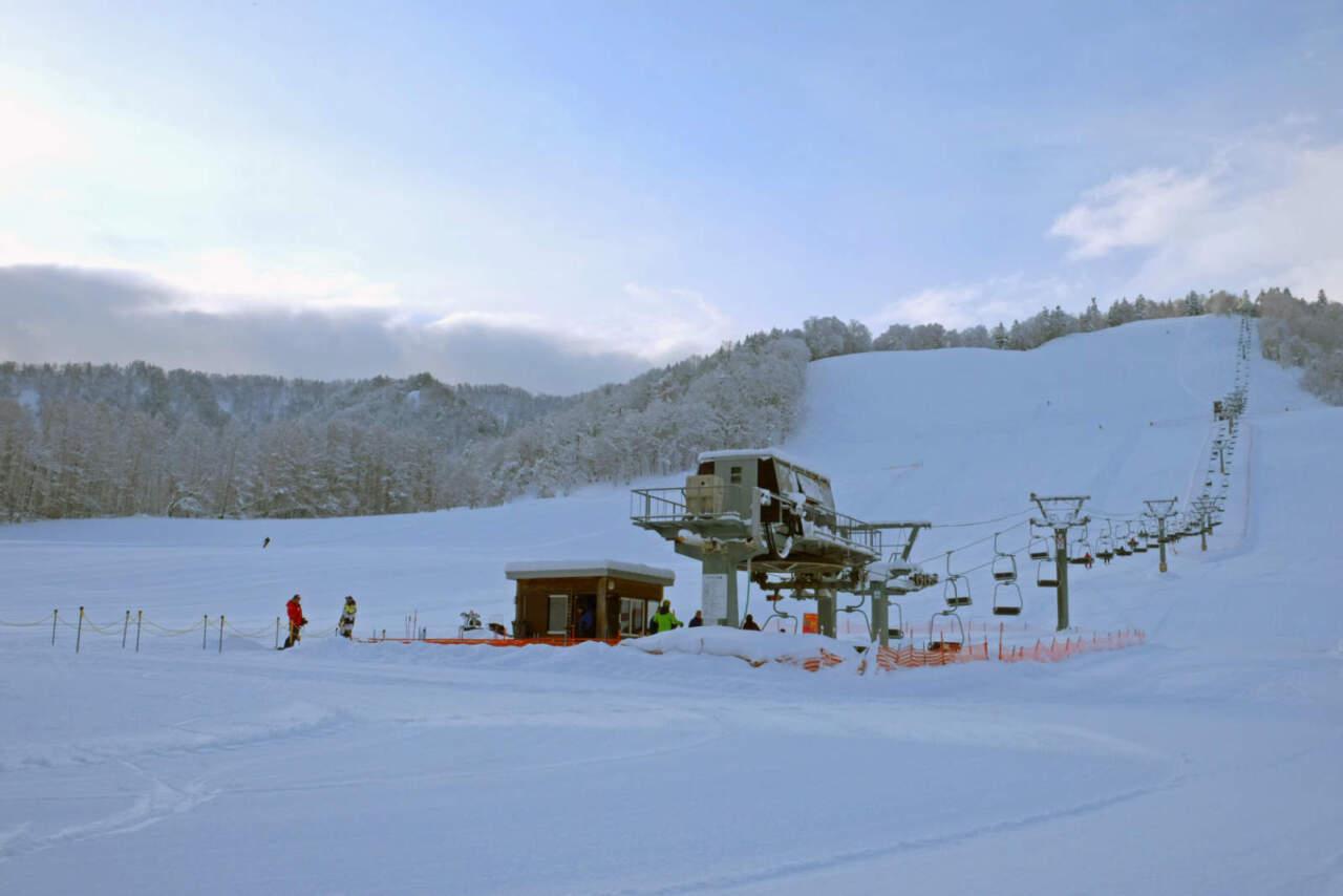 桂沢国設スキー場|リフト