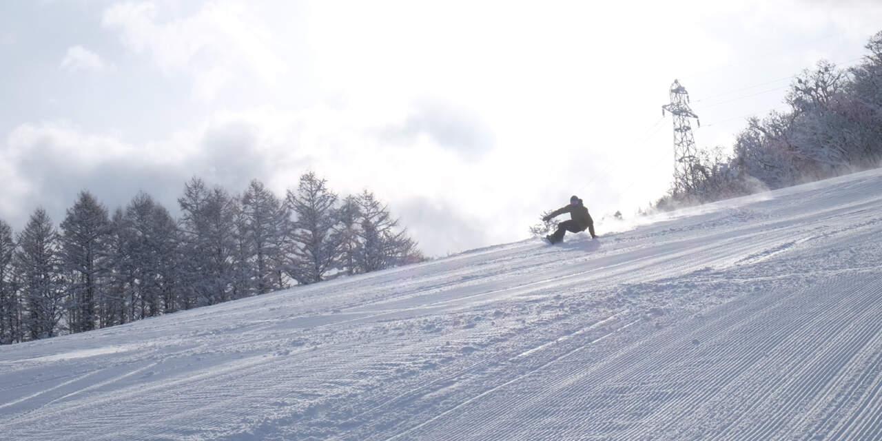 桂沢国設スキー場|ファミリーゲレンデ