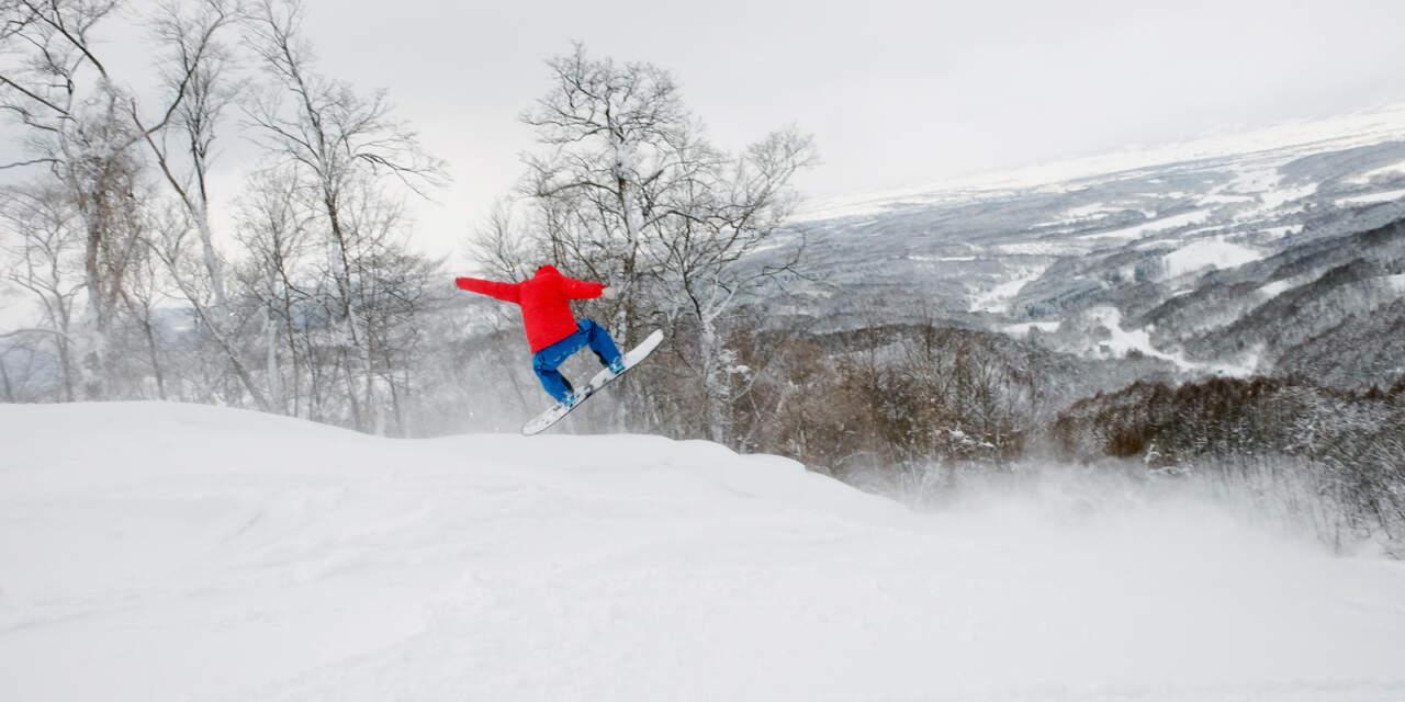 かもい岳スキー場|Cコース