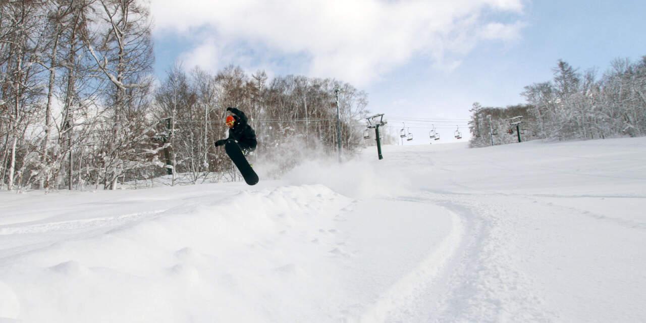 かもい岳スキー場|Bコース