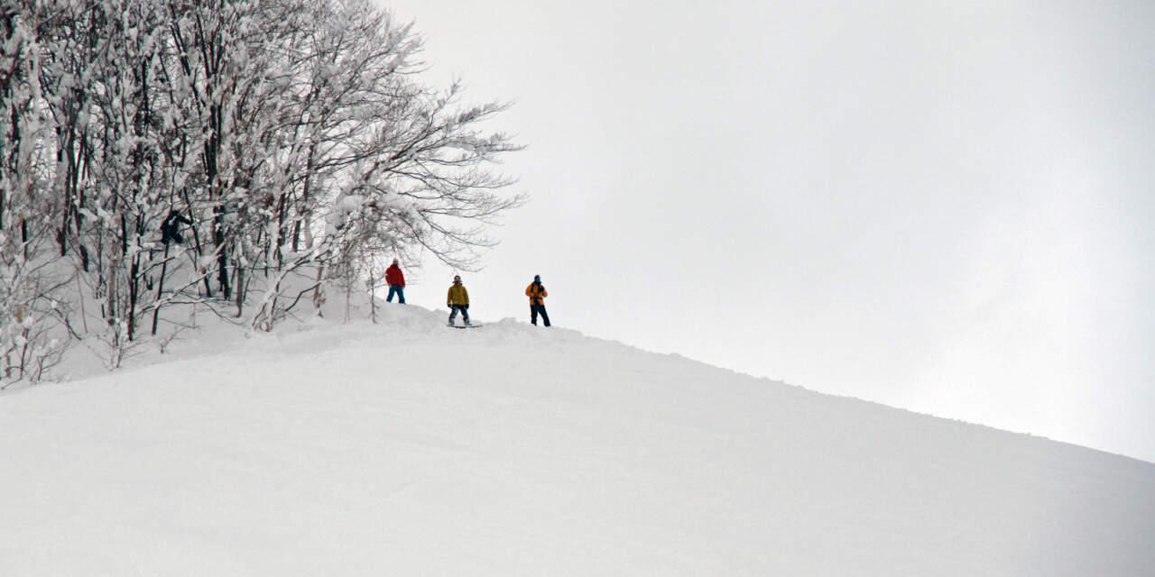 かもい岳スキー場|第1ゲレンデ