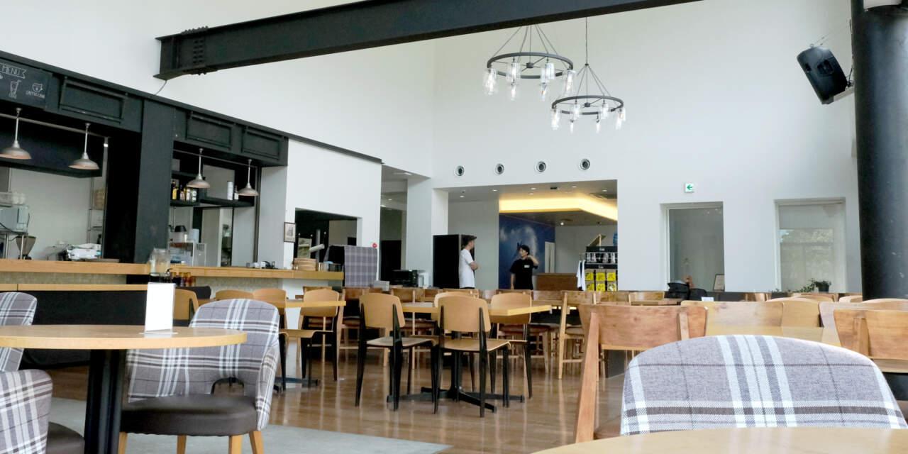 LODGE MOIWAレストラン