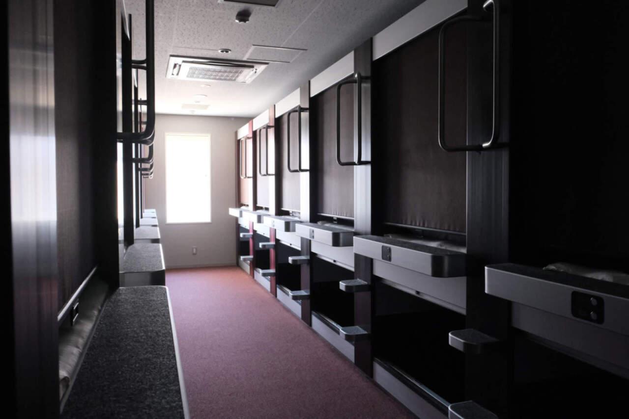 LODGE MOIWA客室