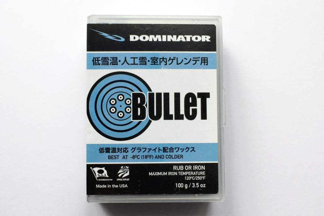DOMINATOR BULLET