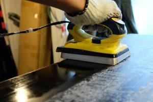 ホットワクシング|スノーボードはワクシングでもっと速くなる!
