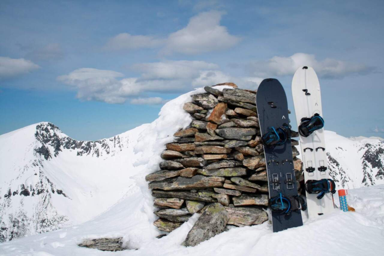 fjell snowboards