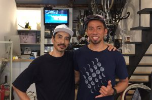 日本スノーボード界の先駆者、吉村成史