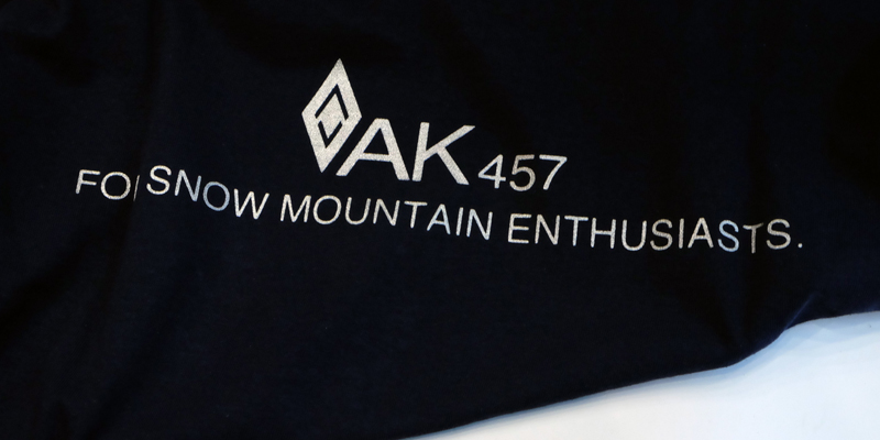 AK457のロゴ