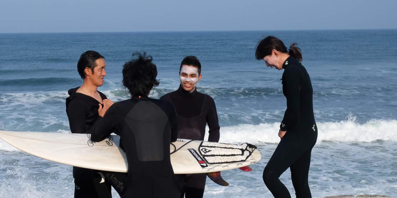 MOJANE SURFのみなさん