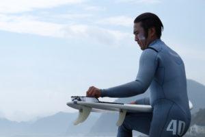 真正面からサーフィンに向き合い続ける堀田 雄也のマニューバ