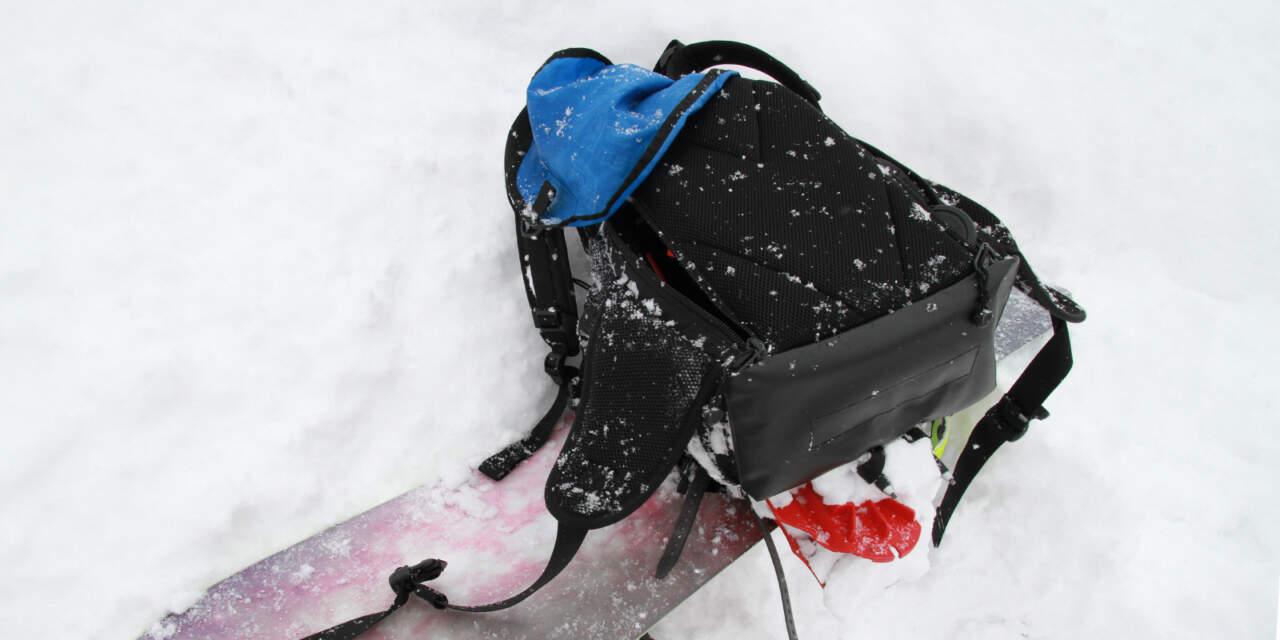 BURTON ZOOM PACK スノーボードの撮影
