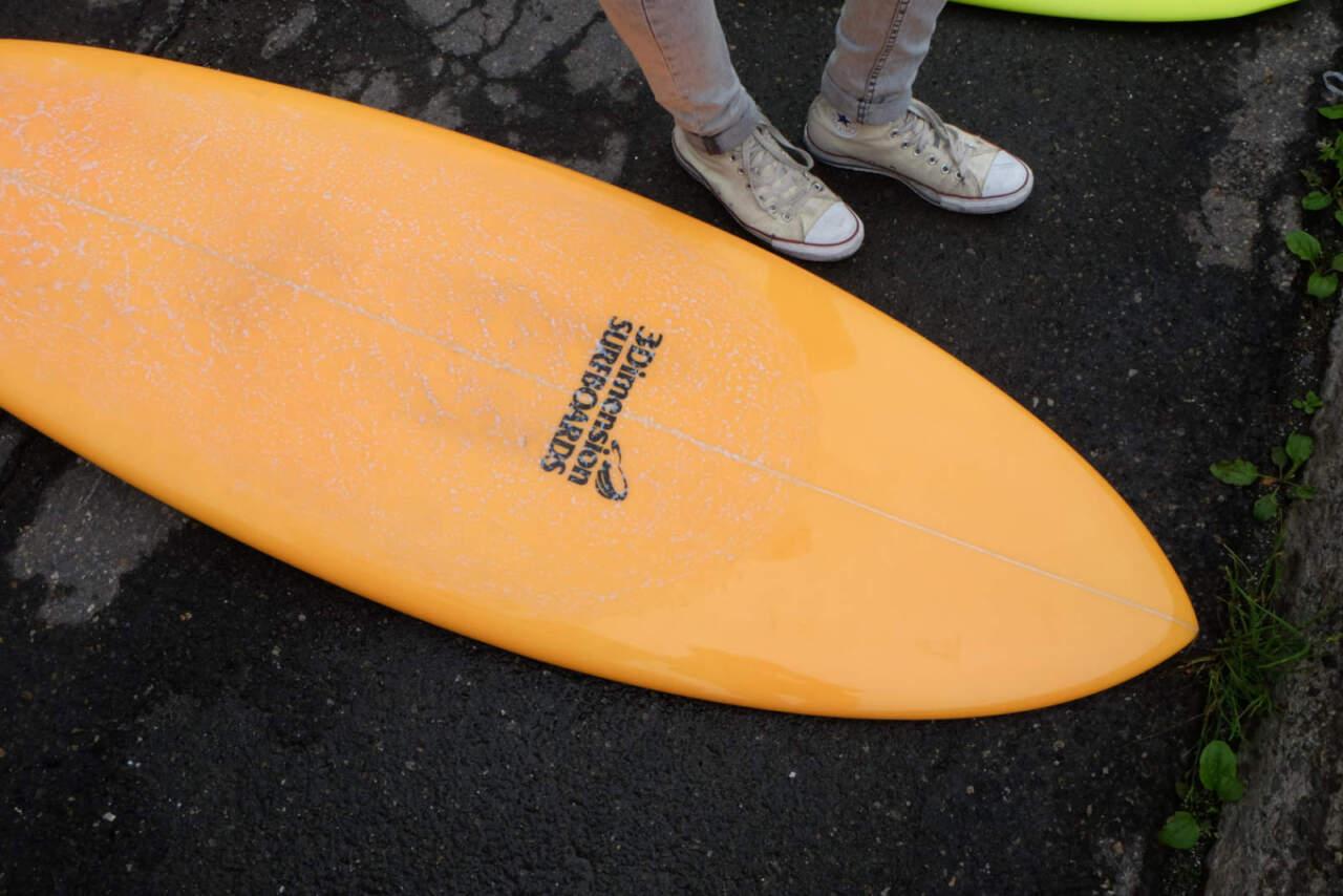 3Dimension surfboards JOY