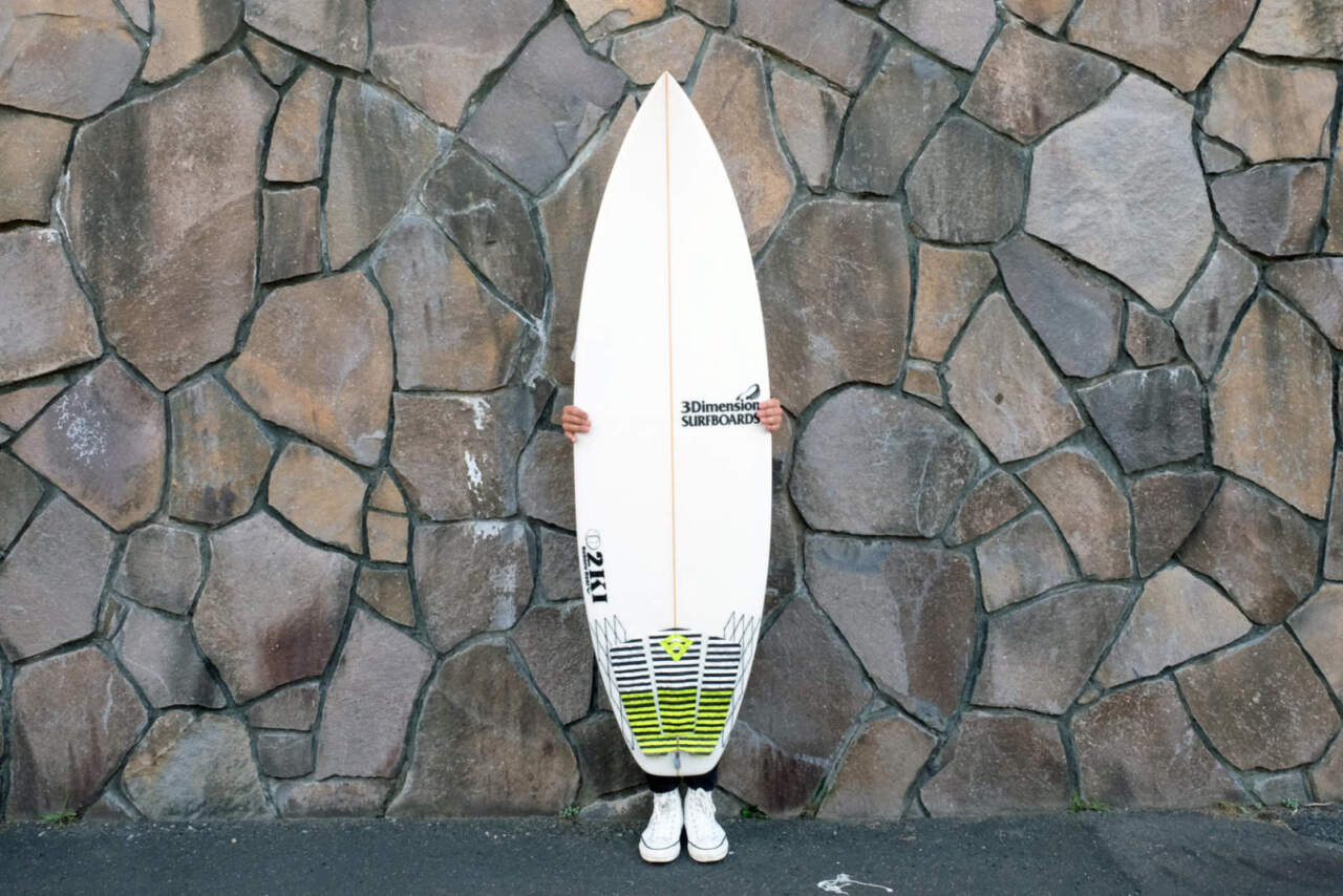 3Dimension surfboards STAMPS