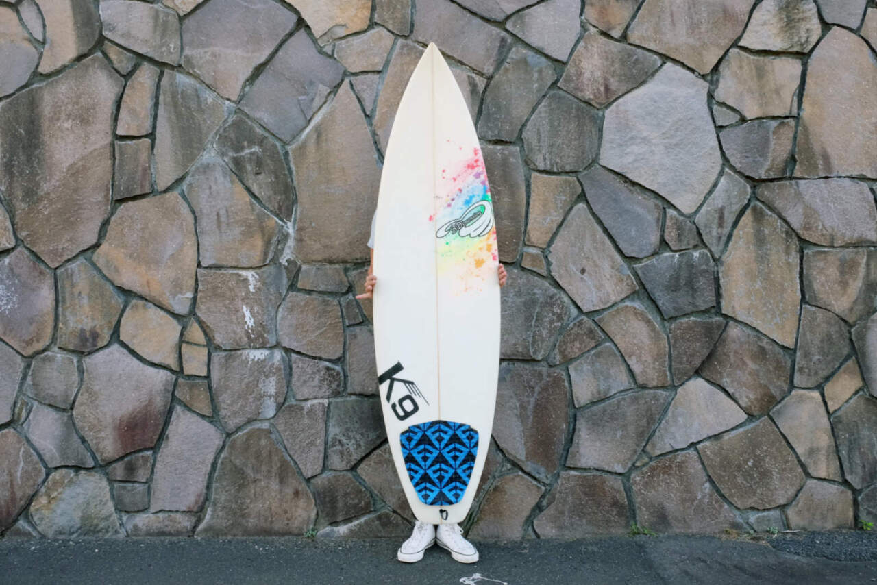 3Dimension surfboards JO+