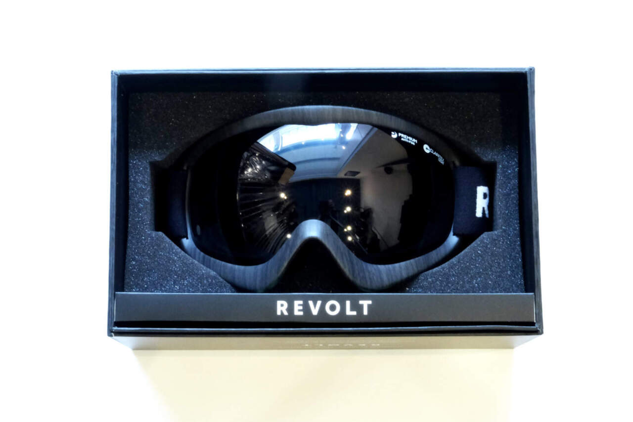 revolt 3D SPHERICAL FIT