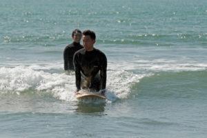 MOJANE SURF SCHOOL | 田中岳宏コーチが基