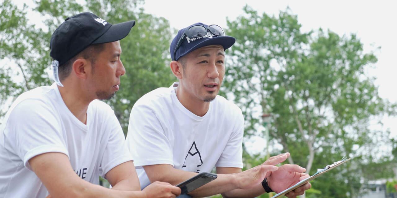 プロスノーボーダー菊田光司郎さん