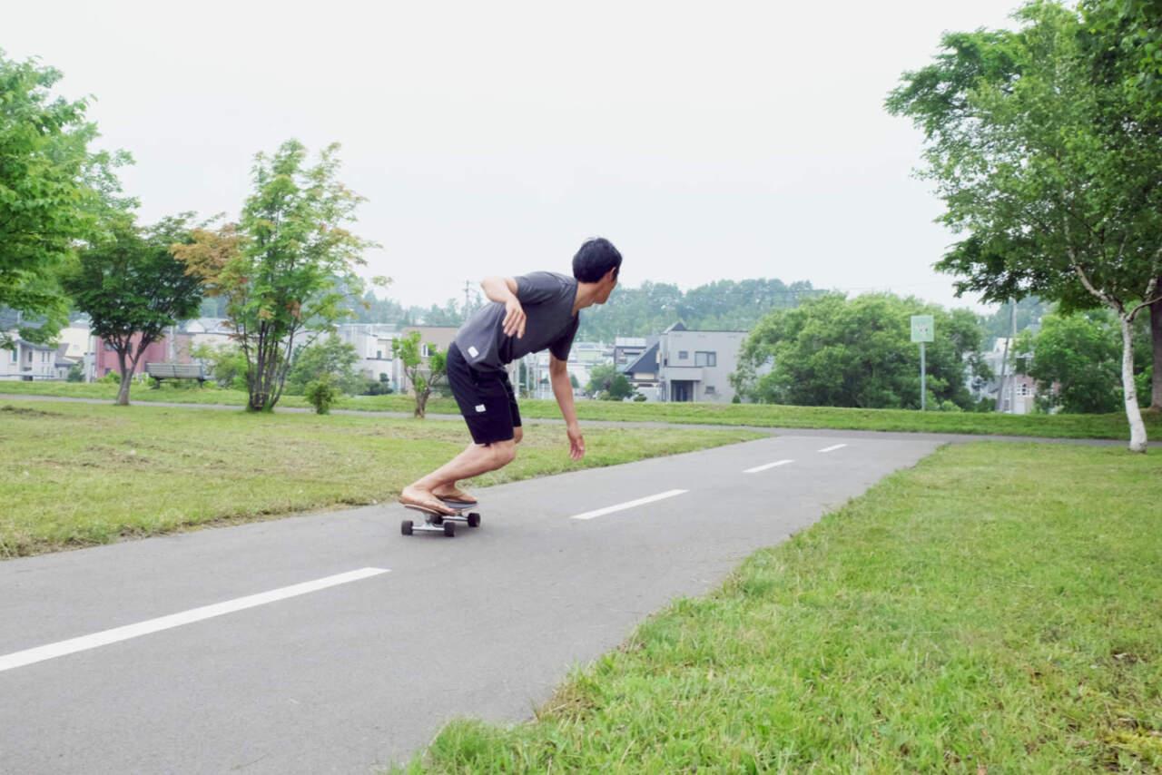 WOODY PRESS CARVE|田中岳宏さん