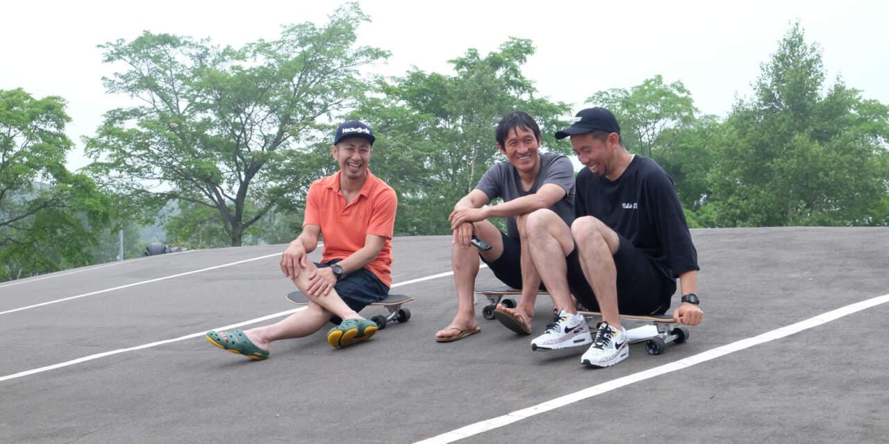 菊田光司郎さん田中岳宏さんにインタビュー