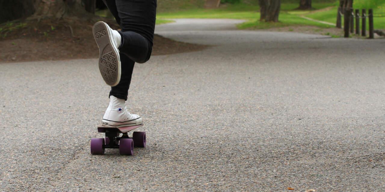 スケートボード|クルージング