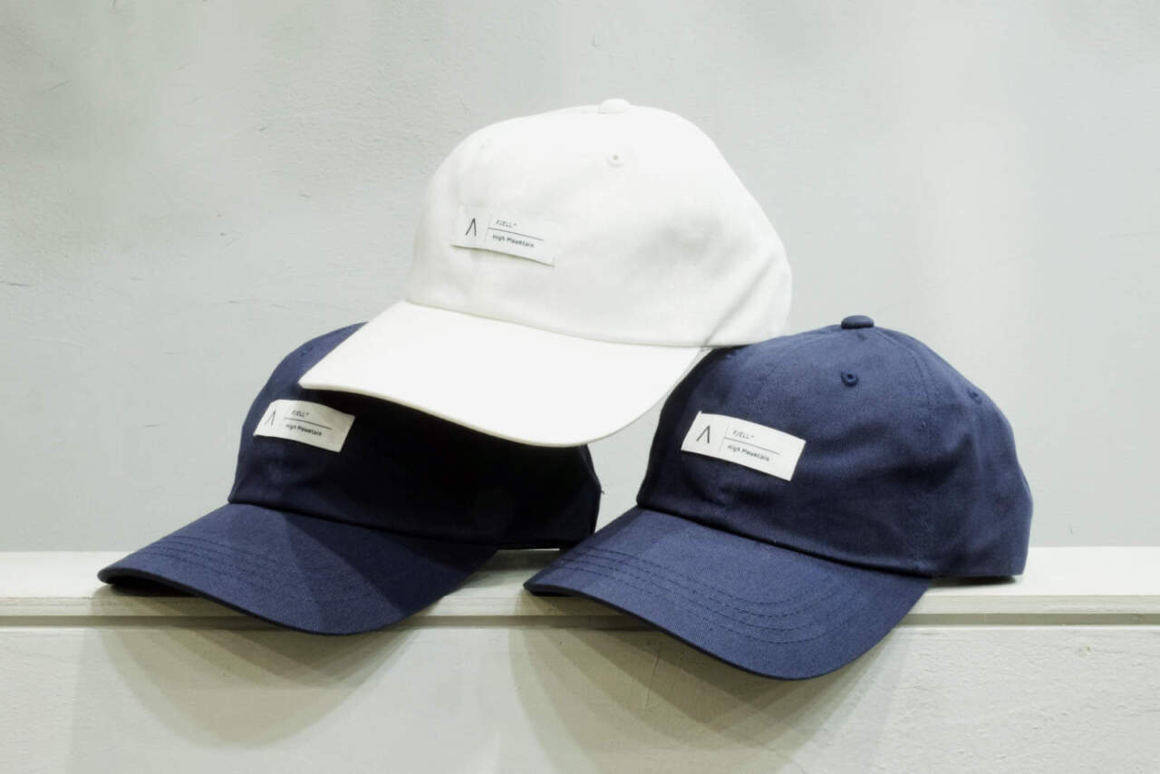 fjell cotton cap