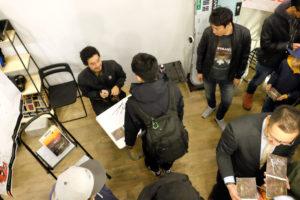 KAMIKAZU発売記念サイン会レポート