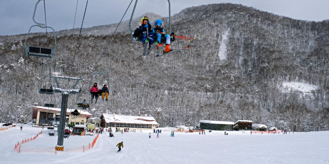 桂沢国設スキー場