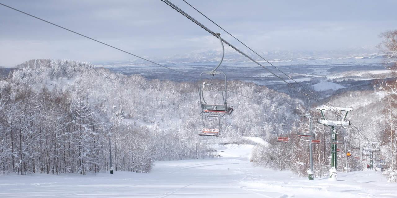 かもい岳スキー場|西ゲレンデ