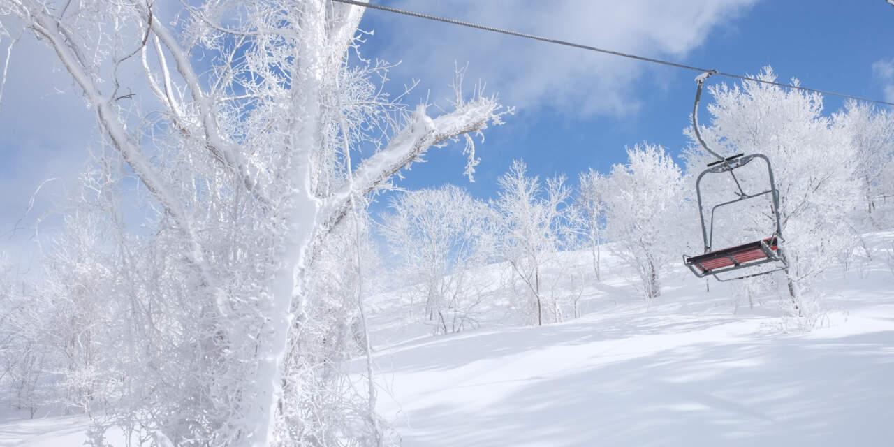 かもい岳スキー場|東ゲレンデ