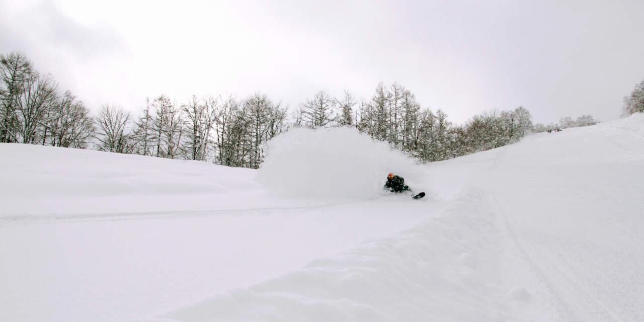 かもい岳スキー場|第2ゲレンデ