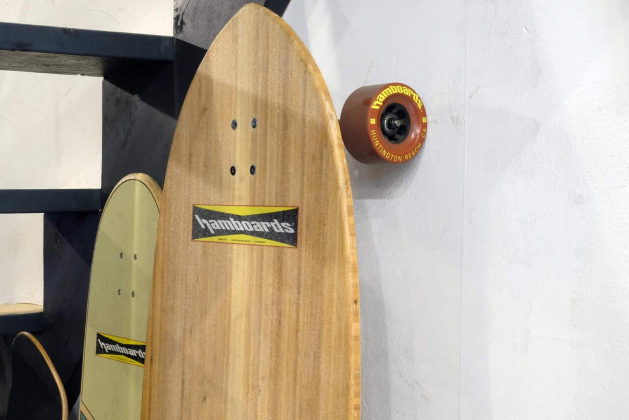 スケートボード|ハムボード