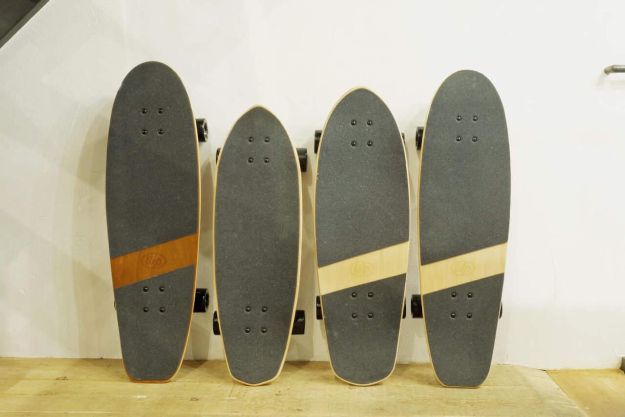 スケートボード|ウッディプレス