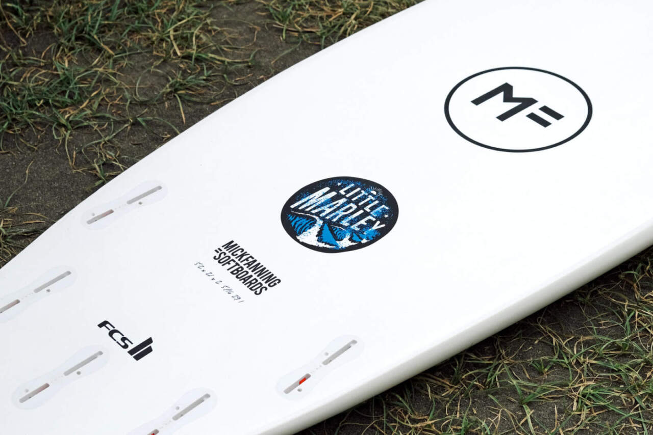MF SOFTBOARD|LITTLE MARLEY
