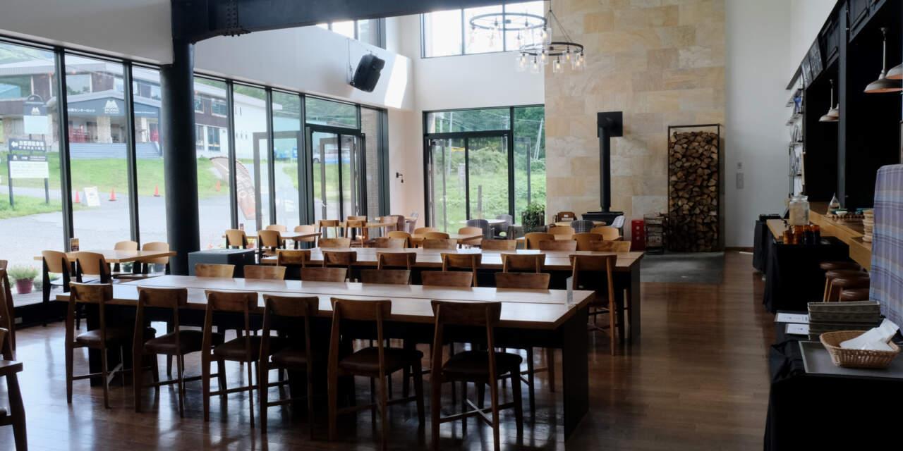 LODGE MOIWA834レストラン