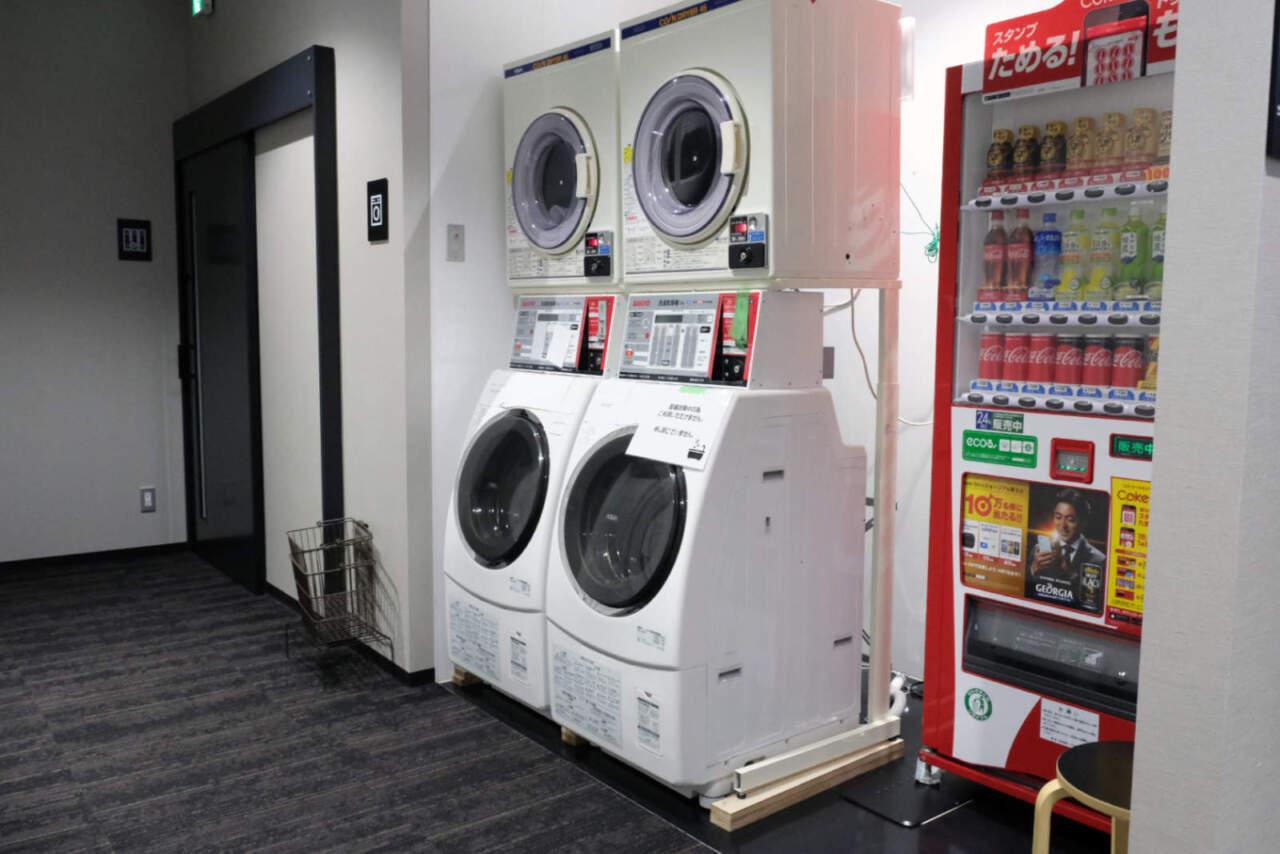 LODGE MOIWA洗濯機完備