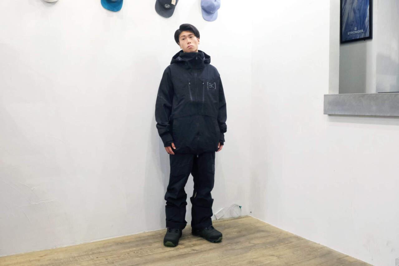 BURTON ak HOVER JKT & PANTS