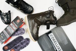 DEELUXE|サーモインナー搭載ブーツで自分だけのフィット