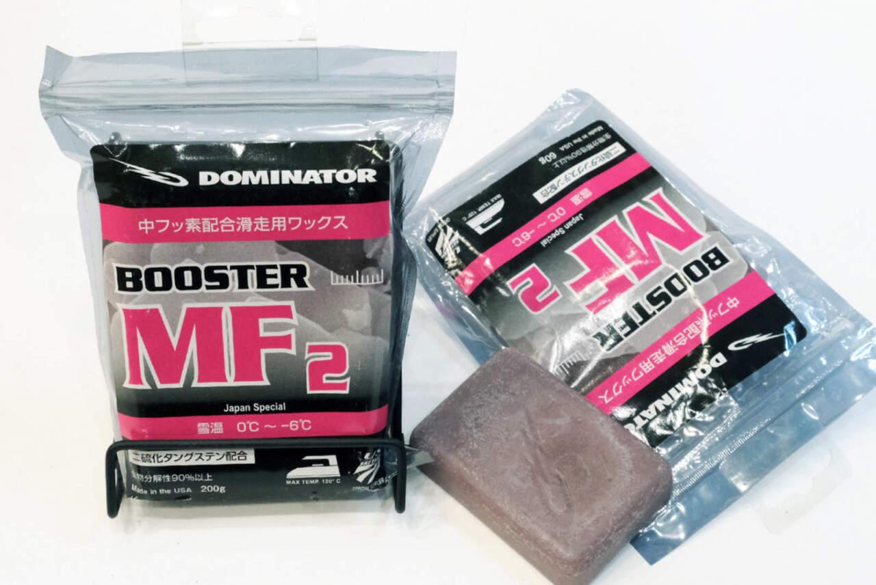 ドミネーターワックス|MF1とMF2の画像