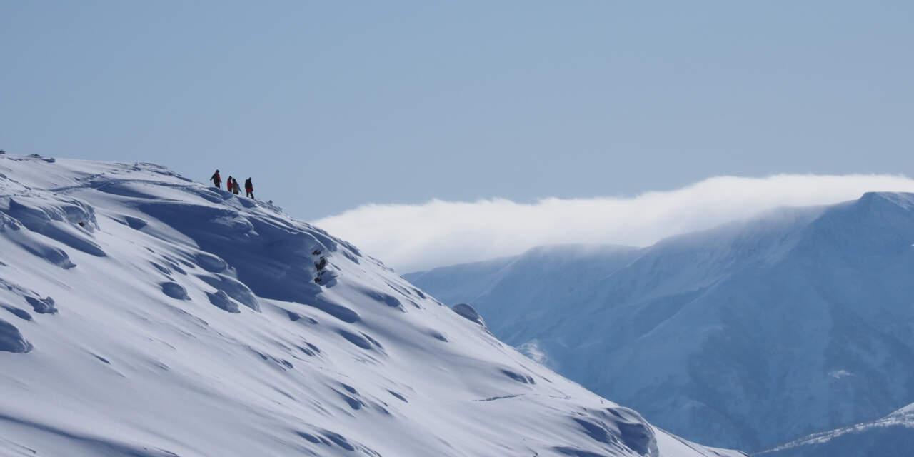 旭岳の画像