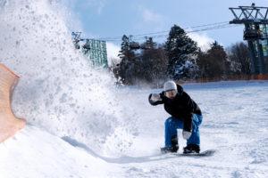 SENSEI|パウダーも圧雪もカービング!スピードに再注目し