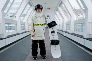 Step On|ハーフパイプコンペティター小杉榮大のステップ